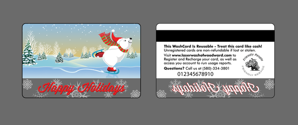 LaserWash-HolidayCard